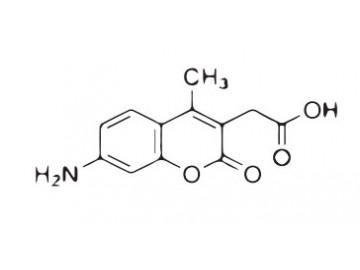 Fig. AMCA structure formula