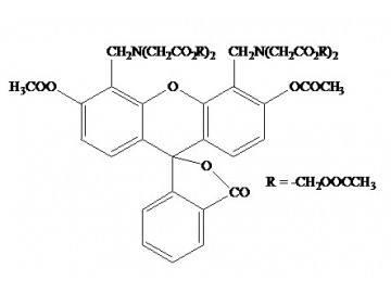 Fig. Calcein AM structure formula
