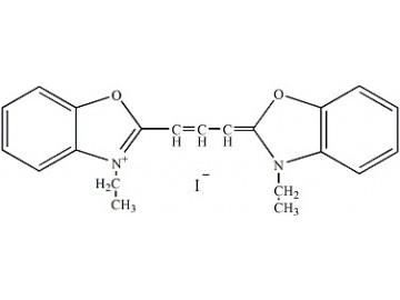 Fig. DiOC2(3) structure formula