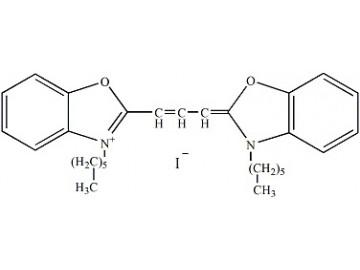 Fig. DiOC6(3) structure formula