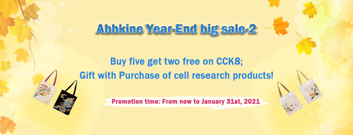 Abbkine Year-End promotion-2